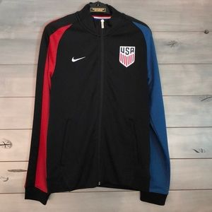 Nike Men's USA Soccer Warmup Jacket